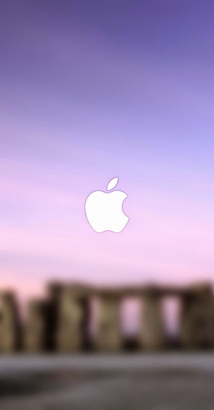 Cute Apple Logo iPhone 5 HD Lock Screen Wallpapers  HD iPhone