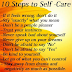 10 steps to Show Love To your Self