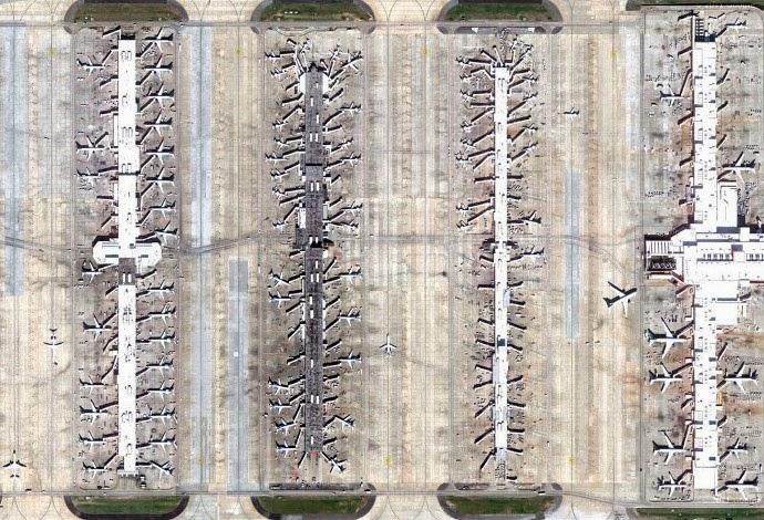 Αεροδρόμιο Ατλάντα «Χάρτσφιλντ - Τζάκσον»