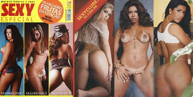 Sexy Especial – As Mulheres Frutas
