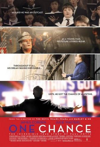 One Chance 2014 Bioskop