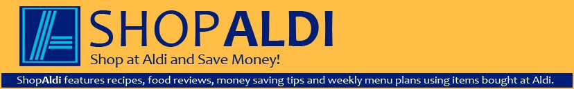 Shop at Aldi and Save Money!