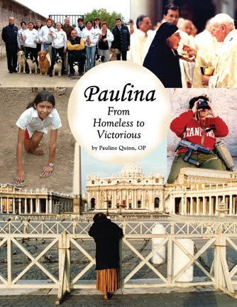 SR PAULINE QUINN'S JOURNEY OF HOPE