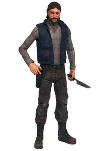 McFarlane Toys The Walking Dead Comic Book Series 2 - The Governor figure