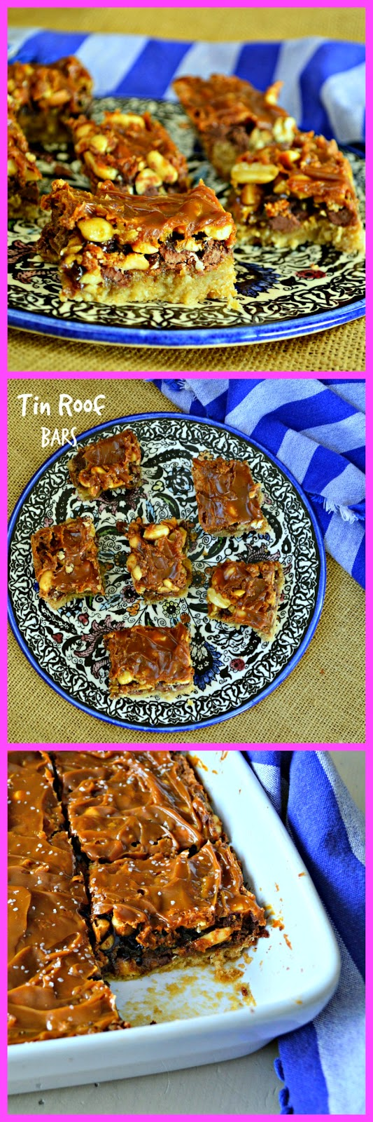This Is How I Cook Tin Roof Chocolate Peanut Bars And