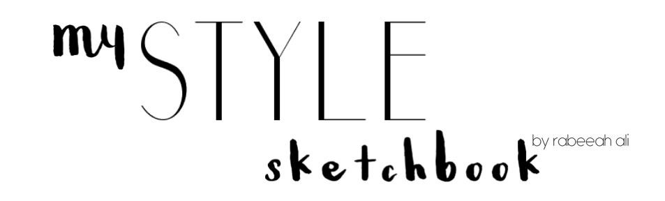 My Style Sketchbook by Rabeeah