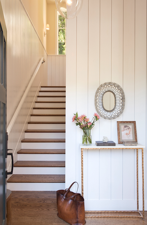 Cottage And Vine Working With Small Entryways Part Two