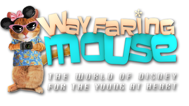 Wayfaring Mouse | The World of Disney for the Young at Heart
