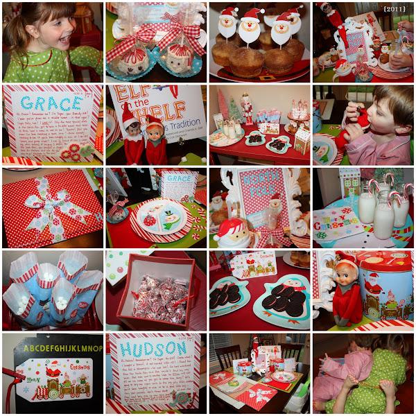 North Pole Ideas North Pole Breakfast {2011}