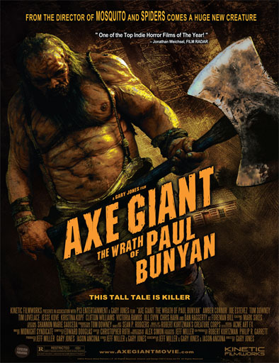 Axe Giant: The Wrath of Paul Bunyan (2013) [DVDRip] [Subtituladas] (peliculas hd )