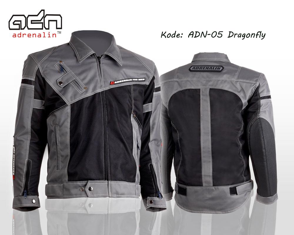contoh desain jaket motor