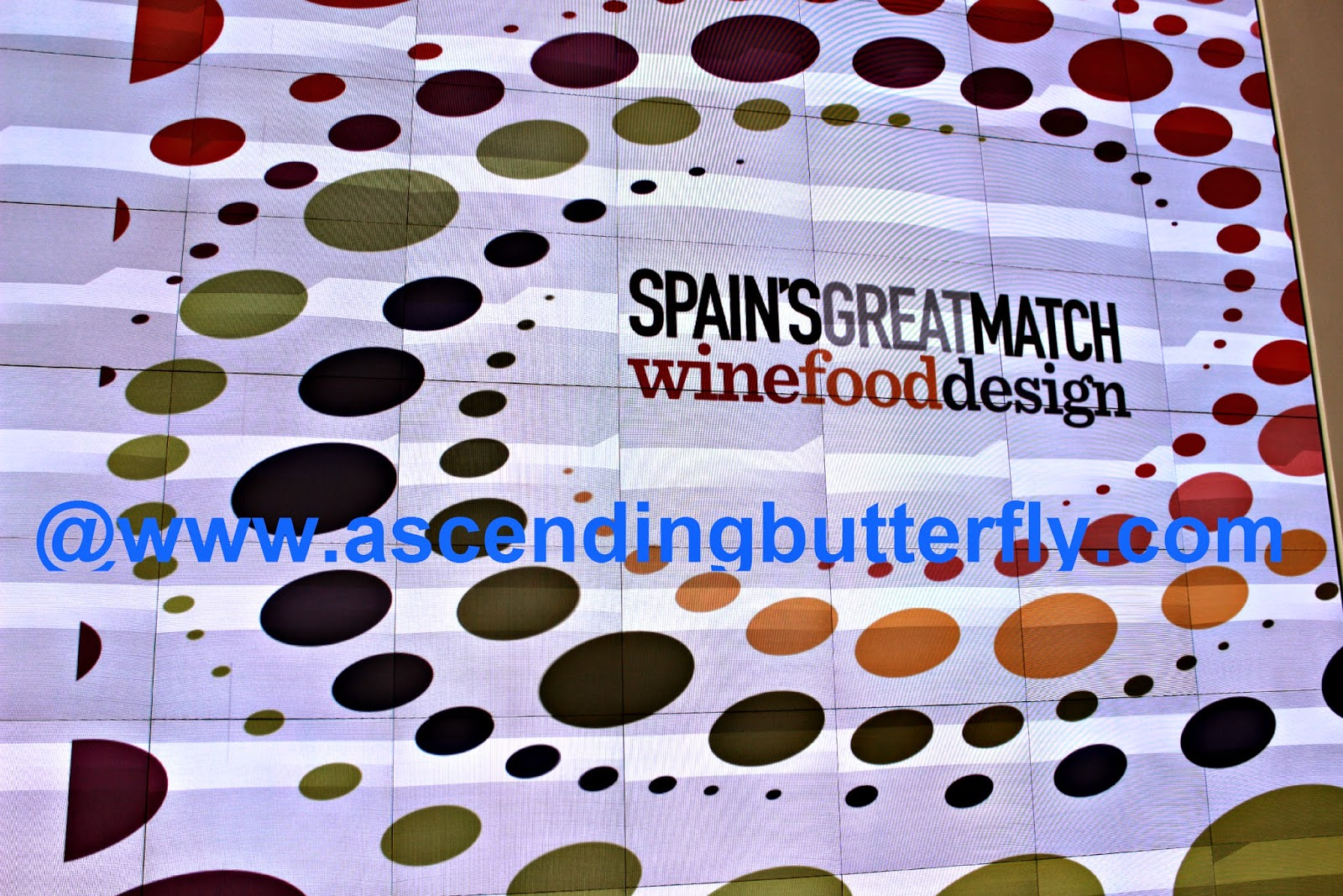 Spain's Great Match Wine Food Design