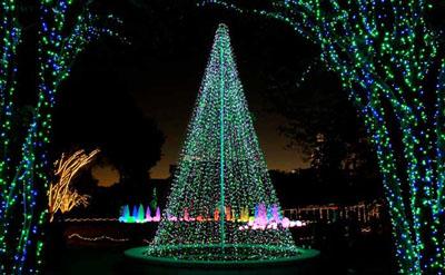 Holiday lights atlanta for Holiday light spectacular atlanta motor speedway