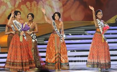Puteri Indonesia 2013 Berasal Dari Sumatera Barat