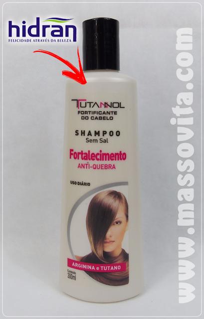 Shampoo Tutannol