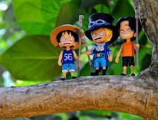 Animasi Stop Motion One Piece Cry heart ~children's dream~