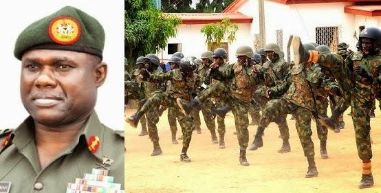 nigerian army funding boko haram