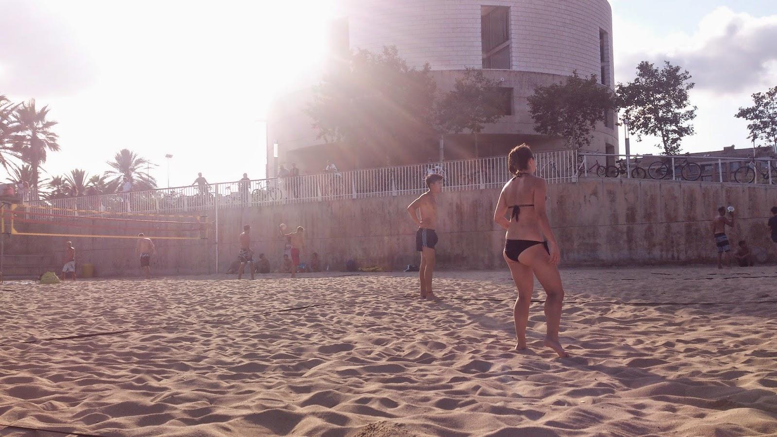 Mi verano en Barcelona // My Barcelona summer Barceloneta