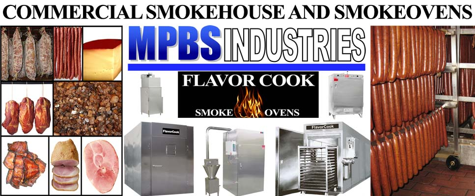 Commercial Smokehouse