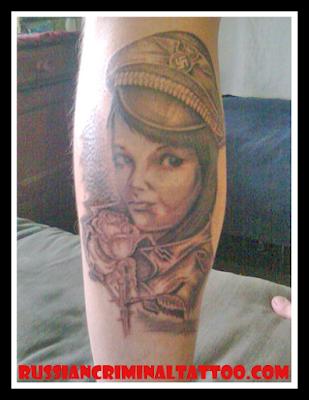 Nemka-tatuirovka