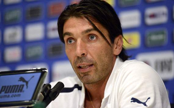 Foto Gianluigi Buffon