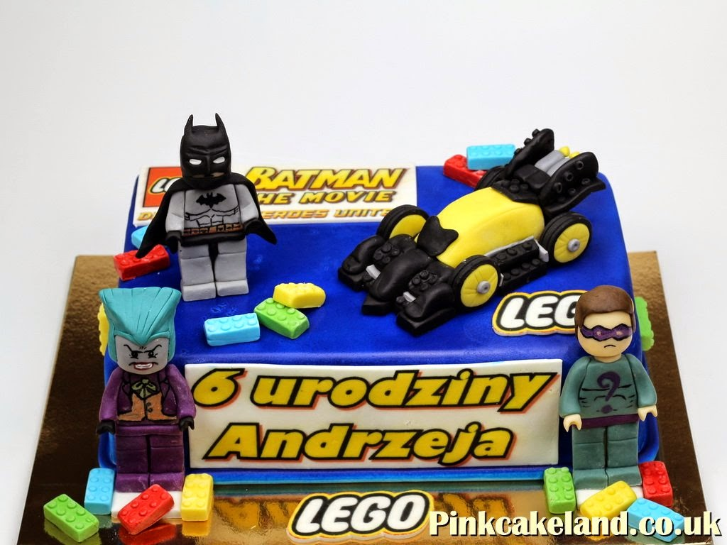 Lego Batman Cake , London
