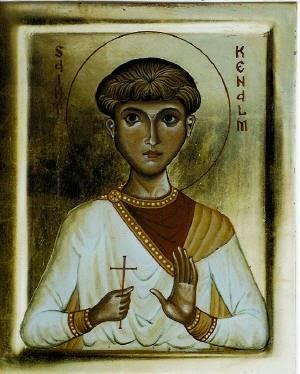 Prince Martyr Kenelm