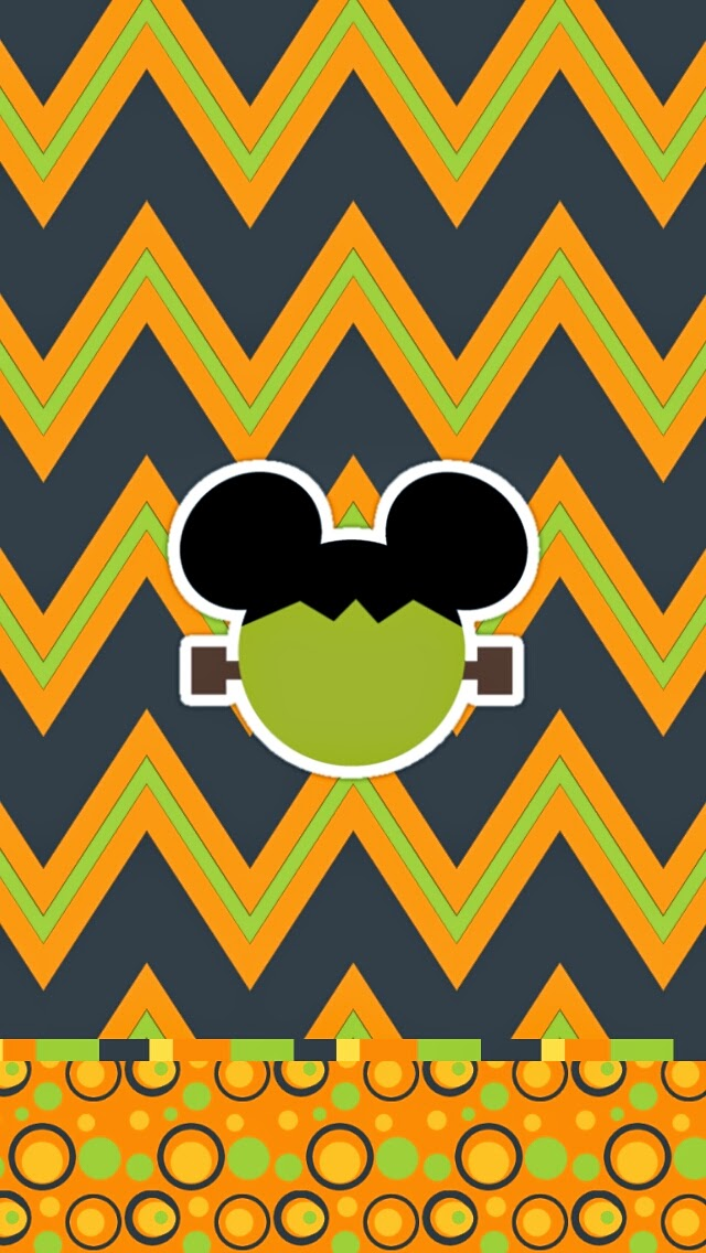 I Made Another Halloween Wallpaper Collection But This Theme Is Surrounding Disney There Are 6 Wallpapers Total And They All Fit Iphone 5 Most Android