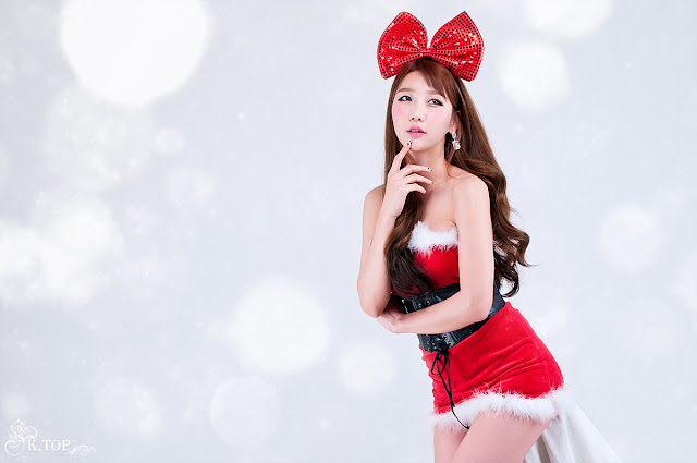 1 Santa Go Jung Ah - Close-up-Very cute asian girl - girlcute4u.blogspot.com