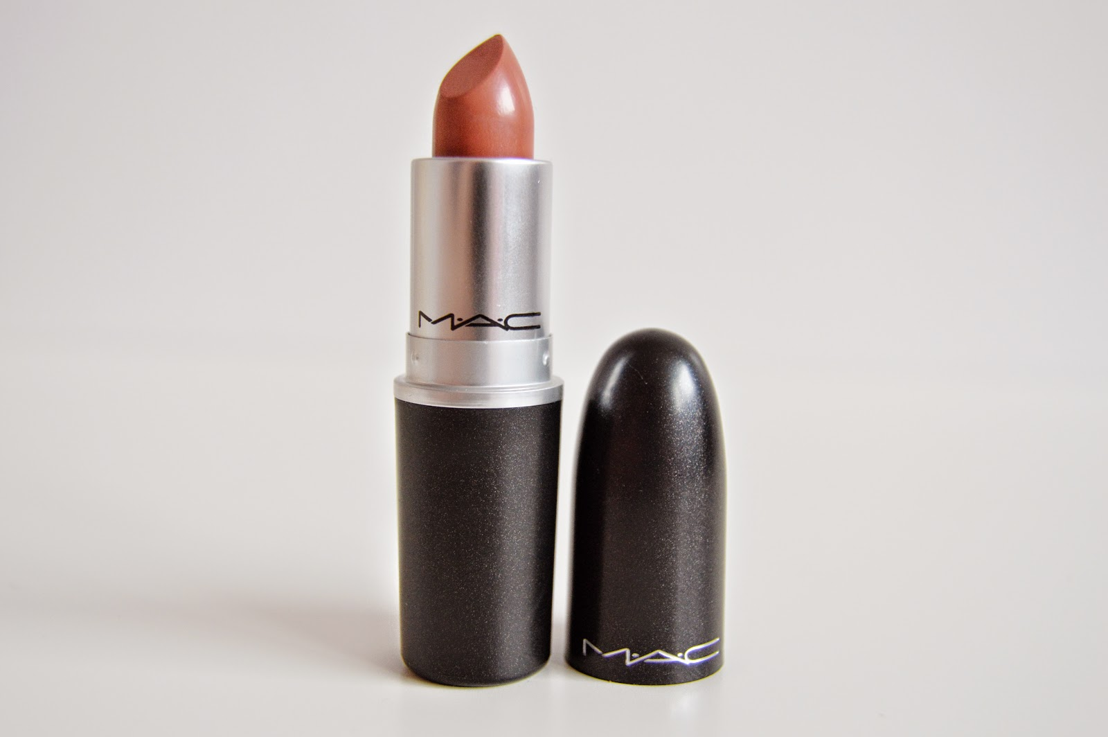 mac velvet teddy matte lipstick review swatched swatches all that shimmers