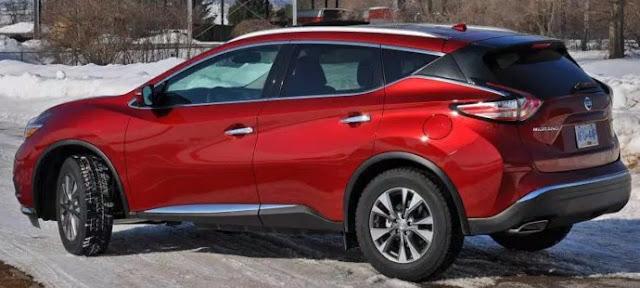 2017 Nissan Murano SL FWD