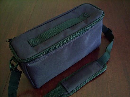 Jill-e Designs Camera Insert Bag front