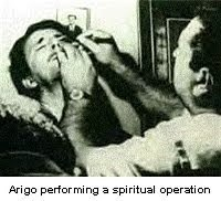 Arigo Psychic Surgeon