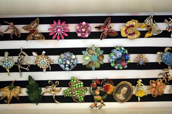 My DIY Jewelry Display Board