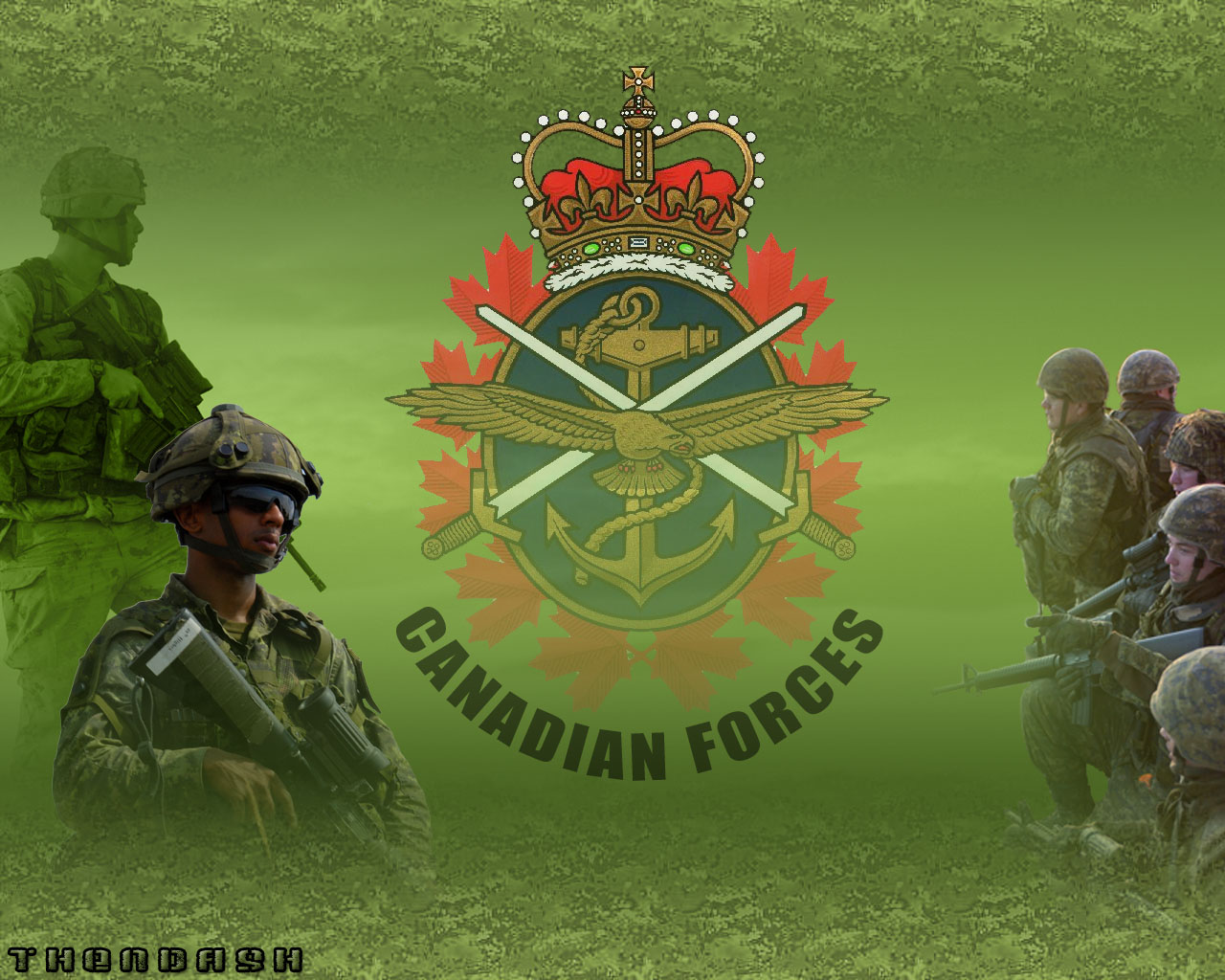 canadian forces wallpaperwallpaper about background