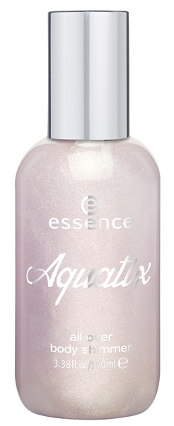 Essence Aquatix All Over Body Shimmer