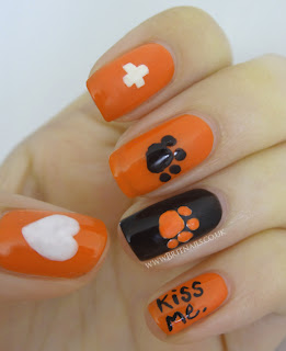 Ed Sheeran Nail Art