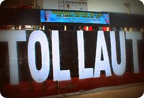 Caraka Jaya Niaga Iii Angkut Kontainer Ke Maluku Dan Papua Papua Untuk Semua Informasi