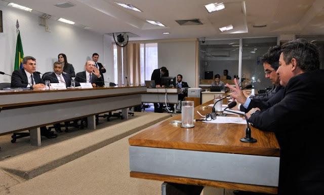 A CPI do Futebol buscará traçar o cenário geral da modalidade no Brasil antes de aprofundar investigações (Foto: Waldemir Barreto/Ag. Senado)
