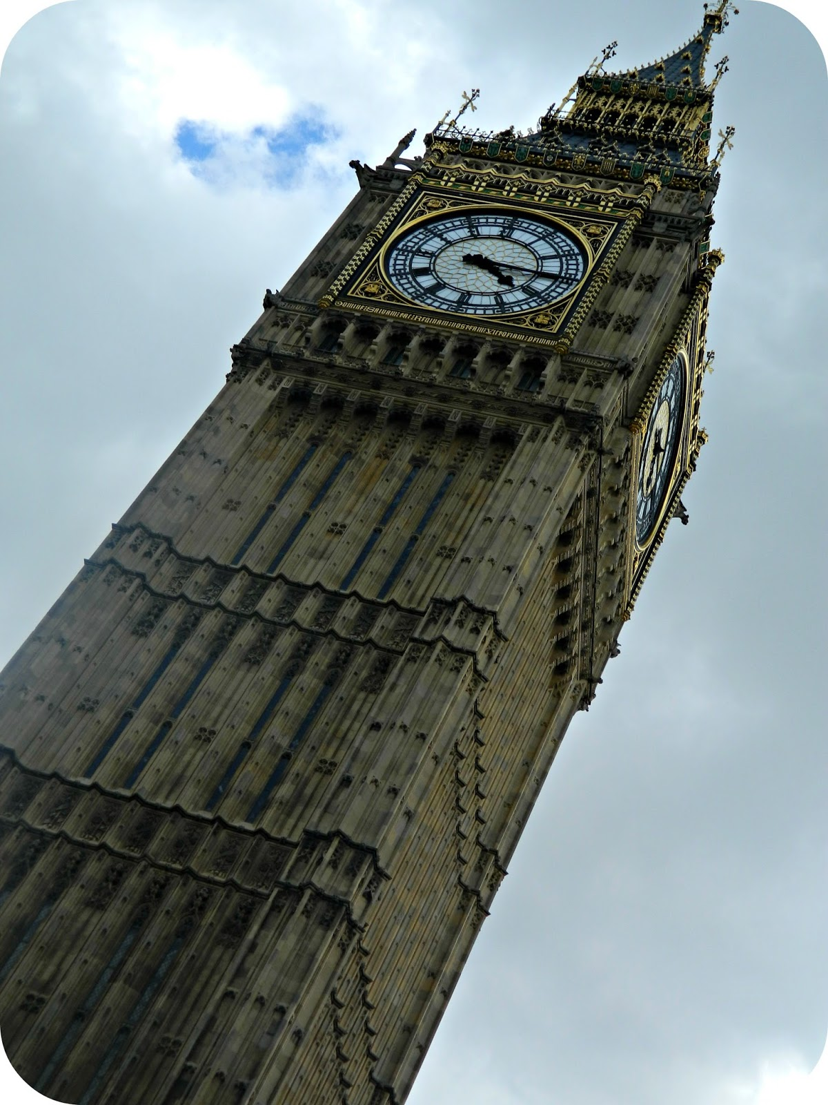 The Elizabeth Tower Big Ben London