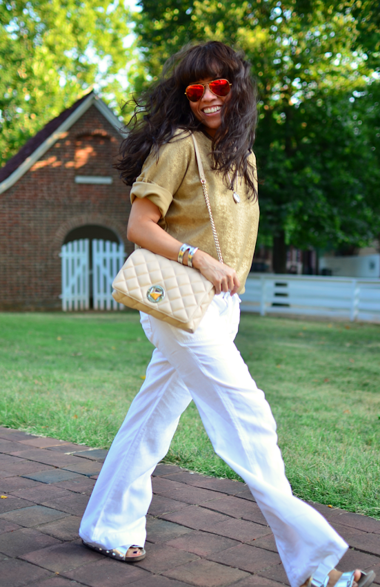 How to wear linen pants