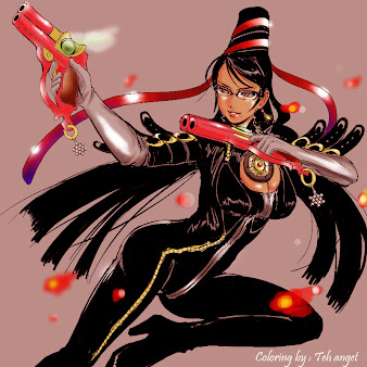 #3 Bayonetta Wallpaper