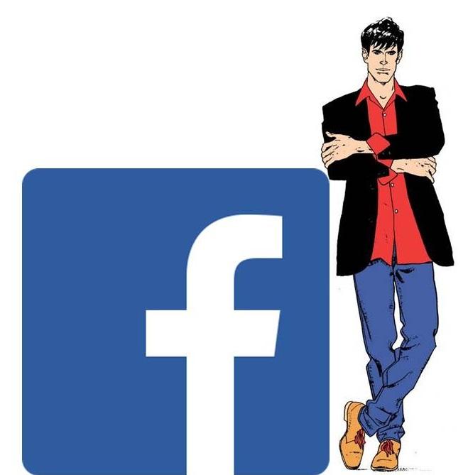 Siga o Arquivo Dylan Dog no Facebook