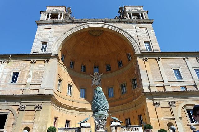 Rome, Roma, Blog, Voyage, basilique, centre historique, Vatican
