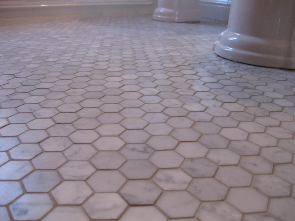Marble Hexagon Floor Tiles Second
