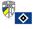 Carl Zeiss Jena - Hamburger SV