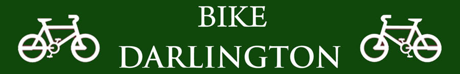 Bike Darlington - The Darlovelo blog