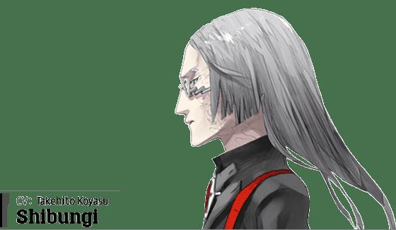 Shibungi (CV: Takehito Koyasu)
