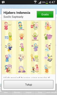 Cara Mendapatkan Sticker Gratis Preview 2