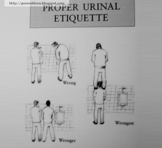 As You Can See Urinals Deserve Nothing Short Of Our Utmost Respect Although The Inventor Urinal Will Never Earn Fame Thomas Edison Or